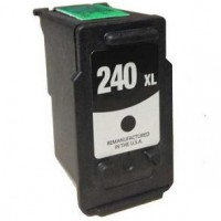 Remanufactured Canon PG-240XL black ink cartridge