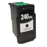 Remanufactured Canon PG-240XXL black ink cartridge