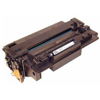 Remanufactured HP Q7516A (HP 15A) high yield black laser toner cartridge