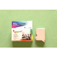 Remanufactured Epson T019201 black inkjet cartridge