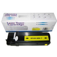 Compatible Dell T108C high yield yellow laser toner cartridge