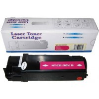 Compatible Dell T109C high yield magenta laser toner cartridge