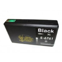 Remanufactured Epson T676xl120 High Yield Black ink cartridge