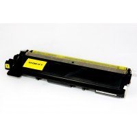 Compatible Brother TN210Y yellow laser toner cartridge