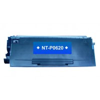 Compatible Brother TN650 high yield (replacing TN620 standard yield) black laser toner cartridge