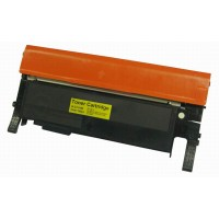 Remanufactured alternative CLT-Y406S yellow laser toner cartridge for Samsung CLP-365W and CLP-3305FW