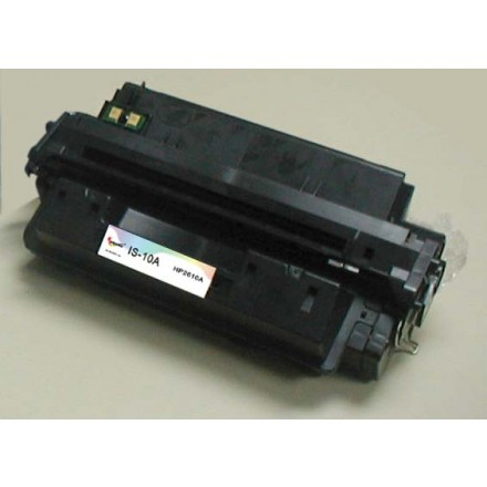 Remanufactured HP Q2610A (HP 10A) black laser toner cartridge (2 pieces)