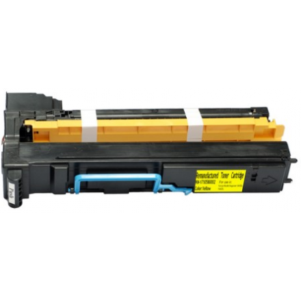 Compatible Konica Minolta 1710580-002 yellow laser toner cartridge