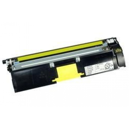 Compatible Konica Minolta 1710587-005 yellow laser toner cartridge