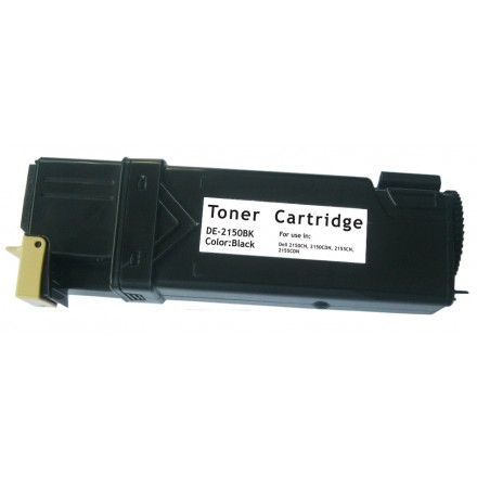 Compatible Dell 331-0719 (Dell 2150/2155) high yield  black laser toner cartridge