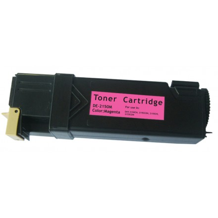 Compatible Dell 331-0719 (Dell 2150/2155) high yield magenta laser toner cartridge