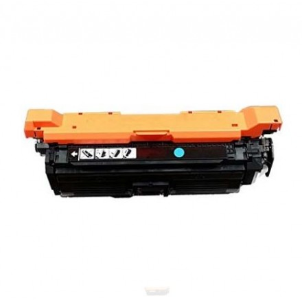 Compatible HP CF331A (652A) cyan toner cartridge