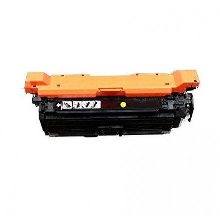 Compatible HP CF332A (652A) yellow toner cartridge