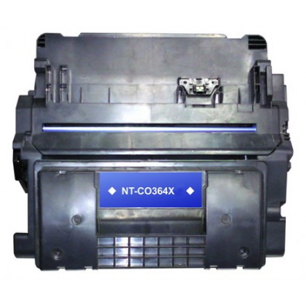 Compatible HP CC364X (HP 64X) high yield black laser toner cartridge