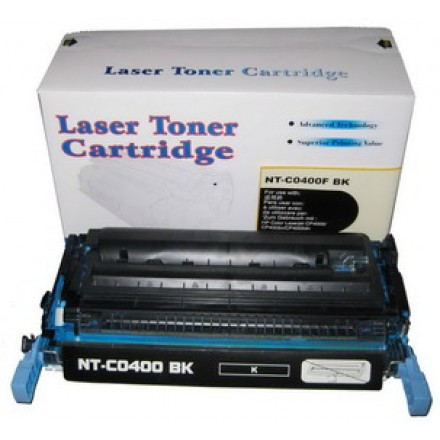 Remanufactured HP CB400A (HP 642A) black laser toner cartridge