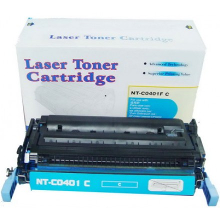 Remanufactured HP CB401A (HP 642A) cyan laser toner cartridge