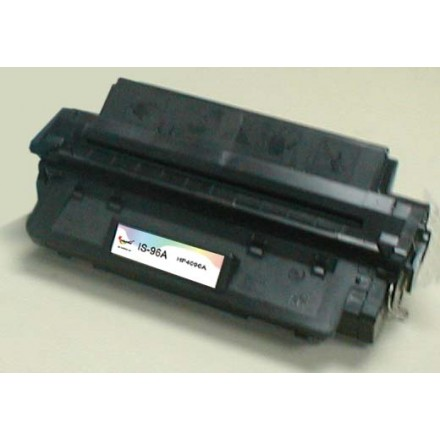 Remanufactured HP C4096A (HP 96A) black laser toner cartridge (2 pieces)
