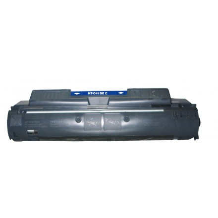 Remanufactured HP C4192A (HP 640A) cyan laser toner cartridge