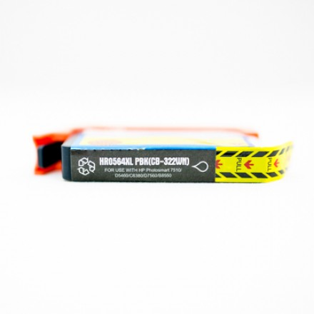 Remanufactured HP CR277WN (HP 564XL) high yield photo black ink cartridge