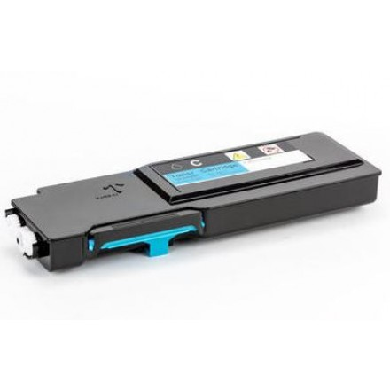 Compatible Dell 593-BBBT (488NH) Cyan laser toner cartridge