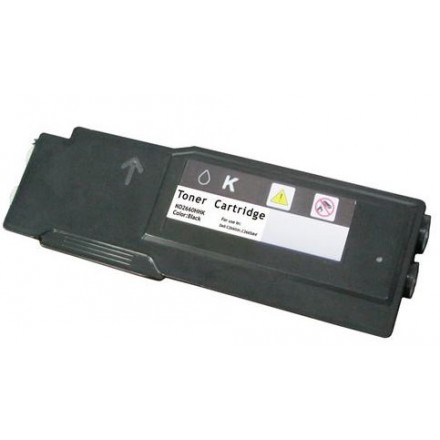 Compatible Dell 593-BBBU (RD80W) Black laser toner cartridge