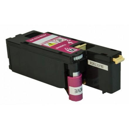 Compatible Dell 593-BBJV Magenta Toner Cartridge