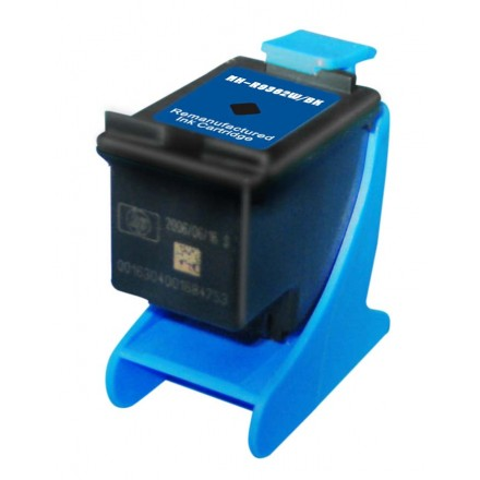 Remanufactured HP C9362WN  (No. 92) black ink cartridge
