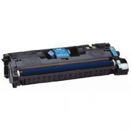 Remanufactured HP C9701A (HP 121A) cyan laser toner cartridge
