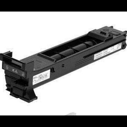 Compatible Konica Minolta A0DK132 black laser toner cartridge
