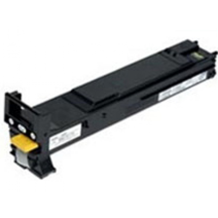 Compatible Konica Minolta A0DK232 yellow laser toner cartridge
