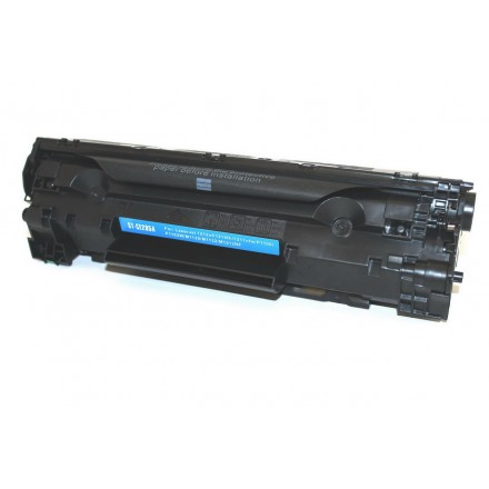 Compatible HP CE285A (HP 85A) black laser toner cartridge