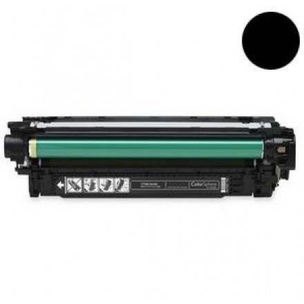Remanufactured HP CE400X (HP 507X) high yield black laser toner cartridge
