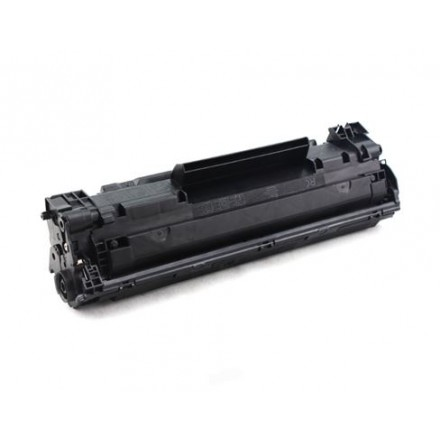 Compatible HP CF283X (HP 83X) high yield black laser toner cartridge