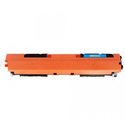 Compatible HP CF351A (130A) cyan laser toner cartridge