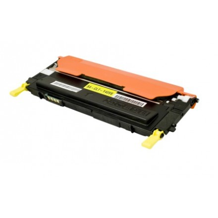 Compatible alternative to Samsung CLT-Y409S yellow laser toner cartridge