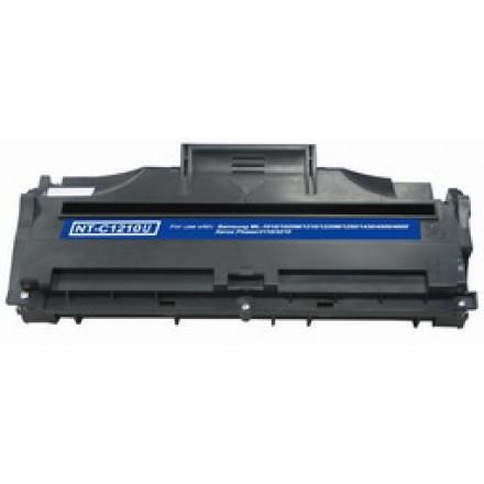 Remanufactured Lexmark Optra E210 series black laser toner cartridge
