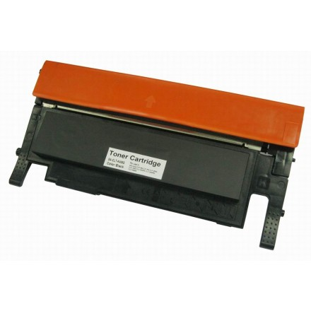 Remanufactured alternative CLT-K406S black laser toner cartridge for Samsung CLP-365W and CLP-3305FW