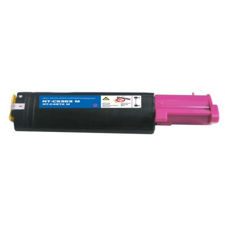 Compatible Dell 310-5730 (K5363) high yield magenta laser toner cartridge