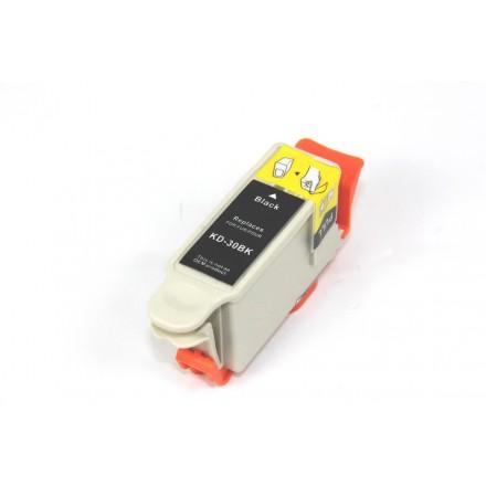 Compatible Kodak #30XL high yield black ink cartridge