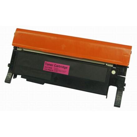 Remanufactured alternative CLT-M406S magenta laser toner cartridge for Samsung CLP-365W and CLP-3305FW