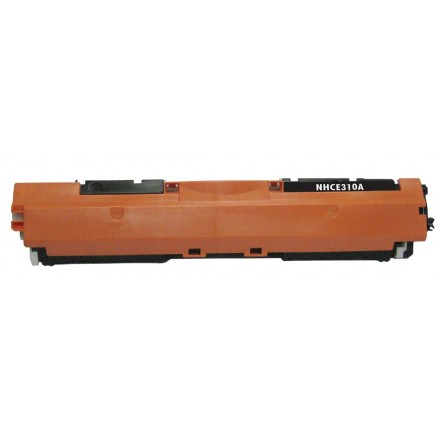 Compatible HP CE310A (HP 126A) black laser toner cartridge