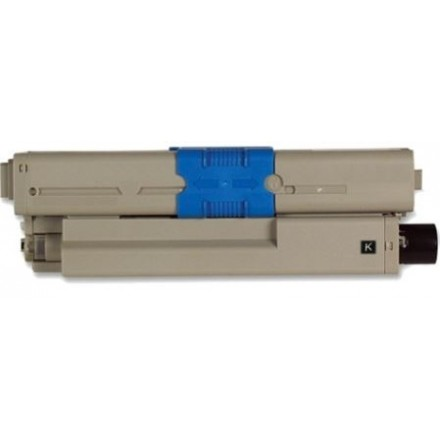 Compatible Okidata 44469802 high capacity black laser toner cartridge