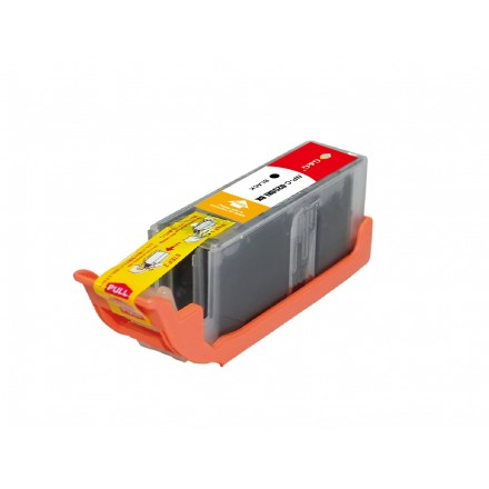 Compatible Canon PGI-250XL high yield pigment black ink cartridge