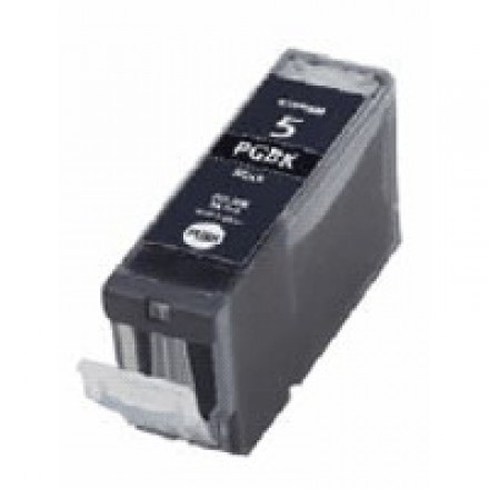 Compatible Canon PGI-5BK pigment black ink cartridge