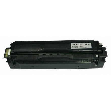 Remanufactured alternative to Samsung CLT-K504S black laser toner cartridge