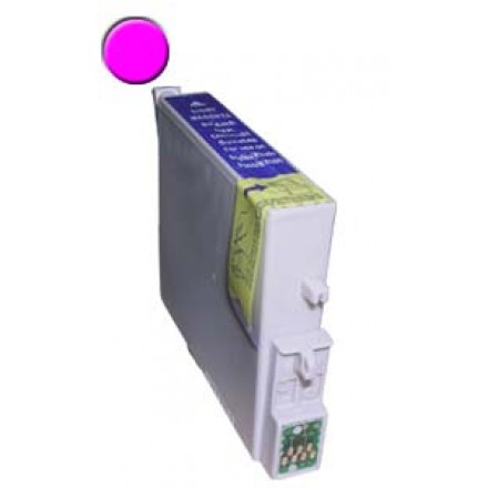 Remanufactured Epson T048620 light magenta ink cartridge