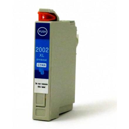 Remanufactured Epson T200XL220 high yield cyan ink cartridge