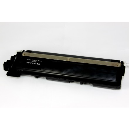 Compatible Brother TN210BK black laser toner cartridge