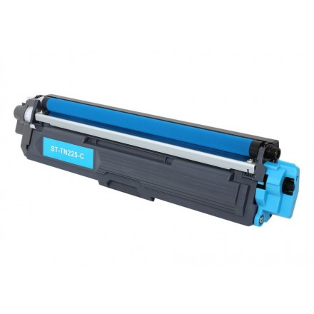 Compatible Brother TN-225C Cyan laser toner cartridge