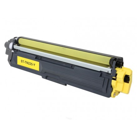 Compatible Brother TN-225Y Yellow laser toner cartridge